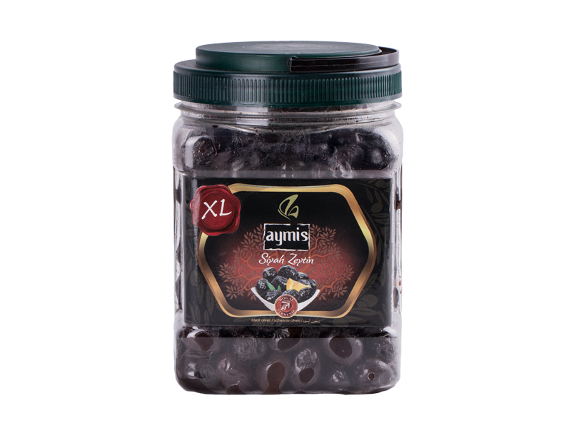Brackish Black Olive XL 1 kg